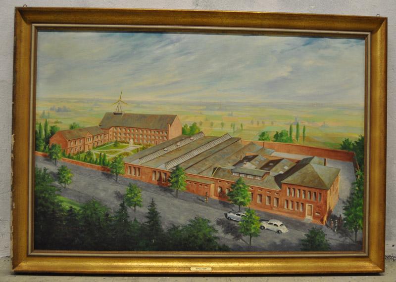 Gemälde Ansicht-Moeller-Werke