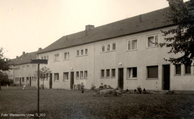 Klein Belgien, Unna